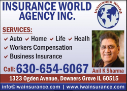 Insurance World Agencym Inc.