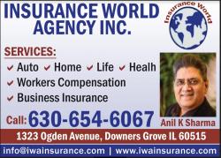 Insurance World Agencym Inc.