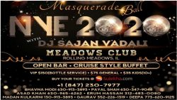 NYE Eve 2020